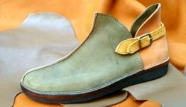 Cuir Chaussure Artisanale Cuir Artisanale Chaussure Femme cAj53RL4q