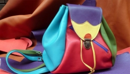 sac bourse couleur