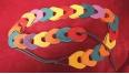 ceinture anneaux cuir